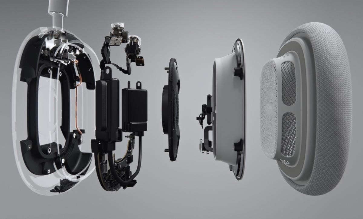 airpods max cambiare batteria