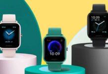 GTS 2 mini è il nuovo smartwatch Amazfit super leggero e ultra sottile