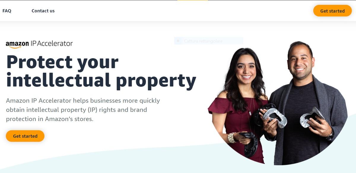 Amazon Intellectual Property Accelerator protegge i marchi e combatte la contraffazione