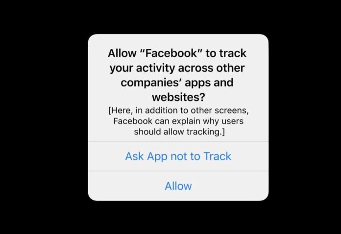 Apple ha cominciato ad attivare la funzione anti-tracciamento nella beta di iOS 14.4