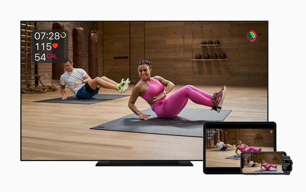 Apple Fitness+ arriva il 14 dicembre