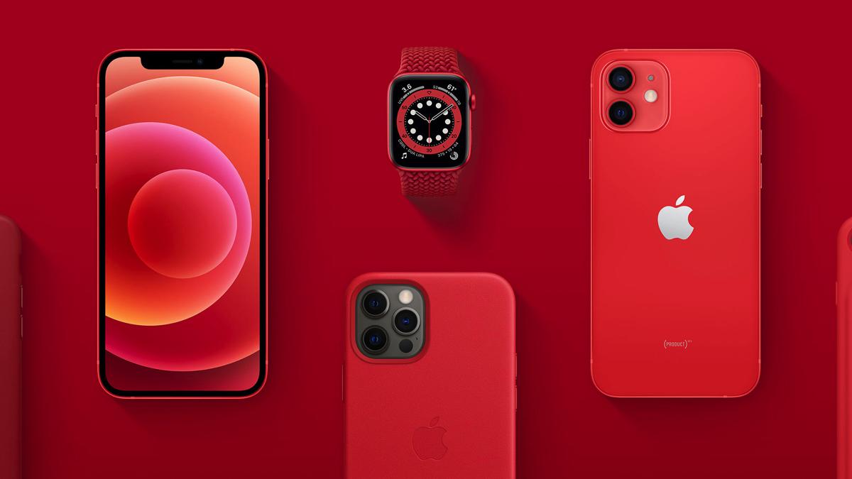 Apple amplia il sostegno a (RED) per com …
