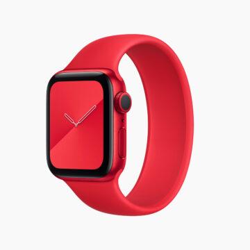 Apple amplia il sostegno a (RED) per combattere HIV/AIDS e Covid-19