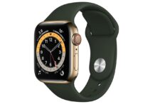 Apple Watch 6 Cellular in acciaio: minimo storico 633 €