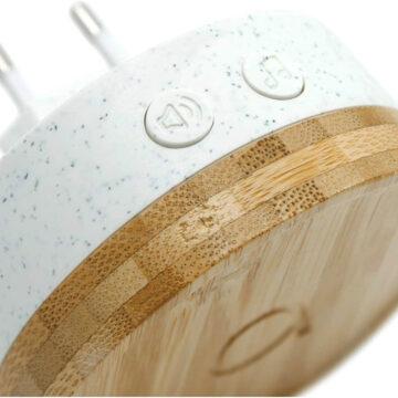Avidsen Bamboo è il campanello ecologico senza fili e senza pile