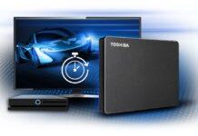 Canvio Gaming presenta i dischi esterni  Toshiba progettate per i giochi