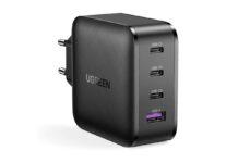 Ricaricare i dispositivi Apple al massimo:  alimentatore con 3 porte USB-C in sconto a 39,99 euro