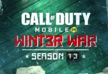 Call of Duty Mobile Winter War porta una valanga di novità