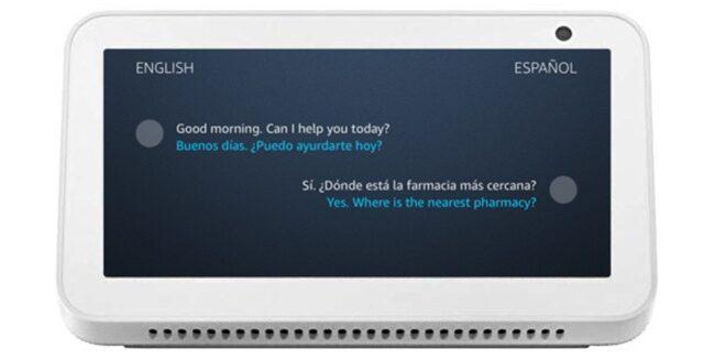 Alexa può tradurre le conversazioni in tempo reale sui dispositivi Echo