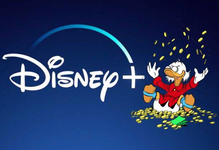Disney+ costerà un dollaro in più: abbonamento in aumento nel 2021