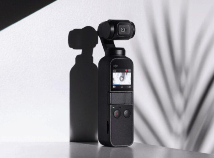 Canon vuole copiare la fotocamera DJI Osmo