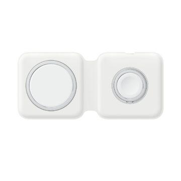 In vendita il caricabatterie MagSafe Duo per iPhone e Apple Watch