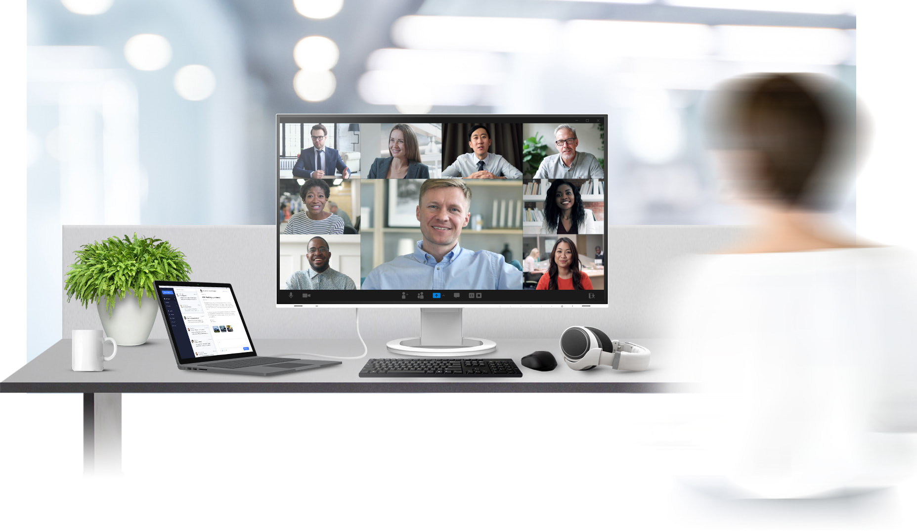 In Italia tre nuovi monitor EIZO: FlexScan EV2495, EV2795 ed EV3895