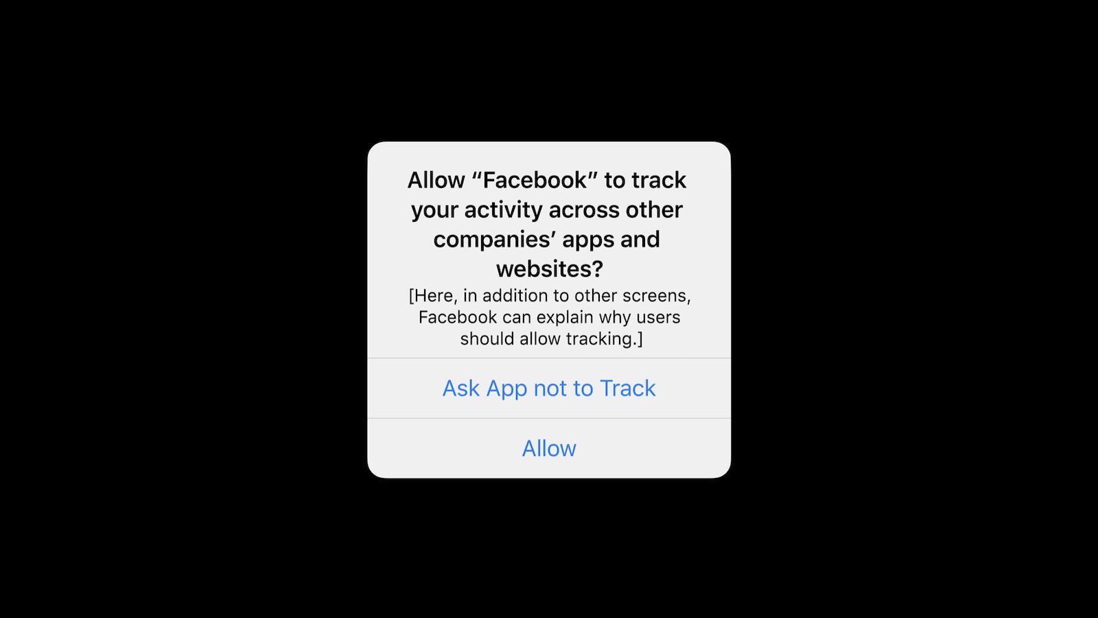 Apple risponde alle critiche di Facebook sui meccanismi di anti-tracciamento