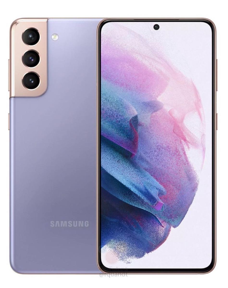 Samsung Galaxy S21, pubblicate le specifiche tecniche dettagliate