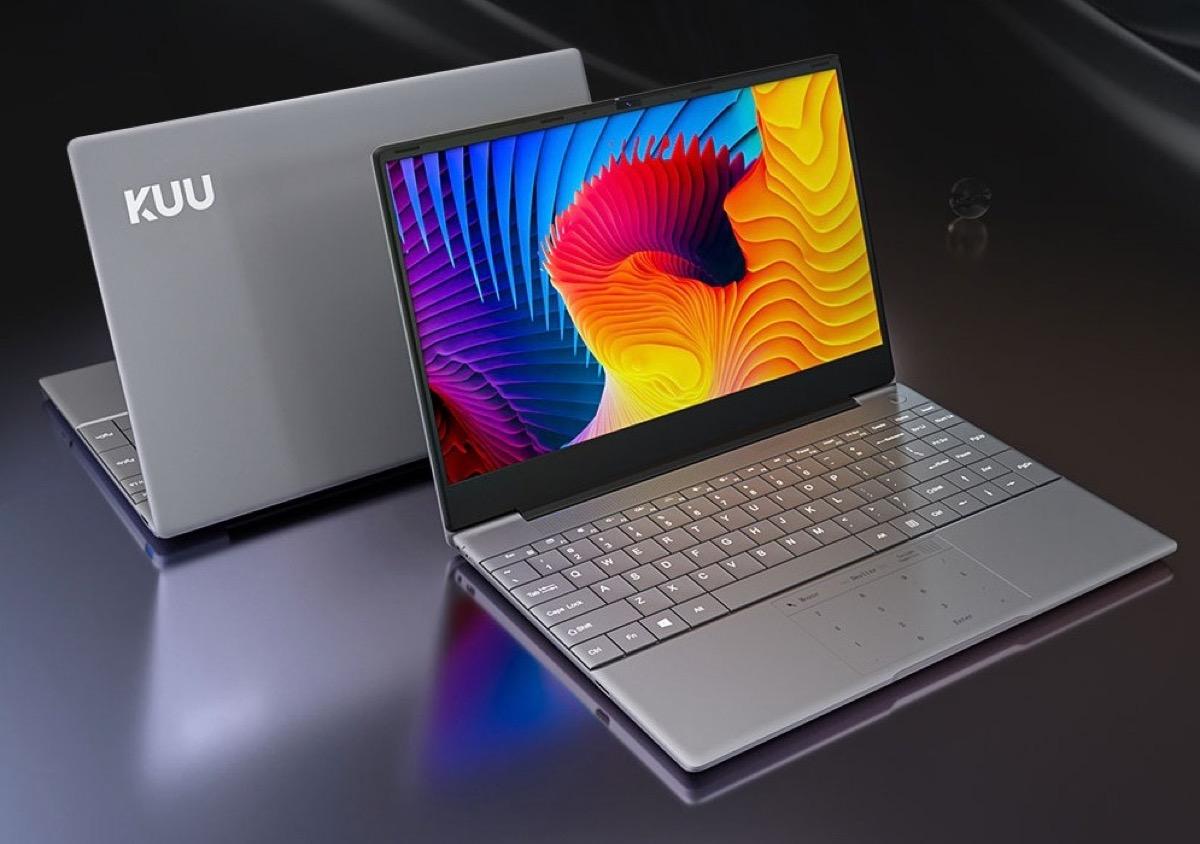 KUU K2S, il notebook ultrabook da 14″ votato alla privacy in offerta con coupon