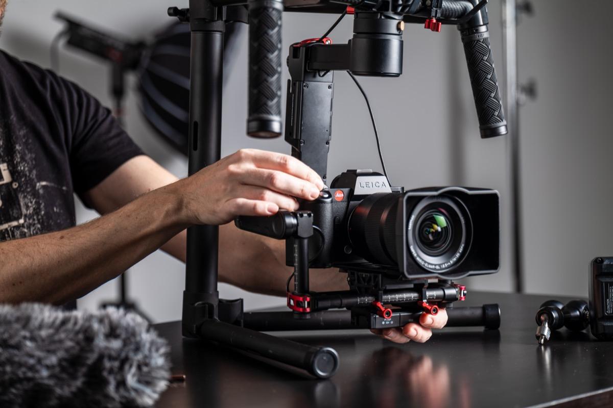 La metamorfosi di Leica: la nuova SL2-S per i videomaker