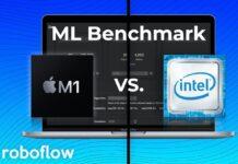 Apple M1 è quasi 4 volte più veloce nell'apprendimento automatico