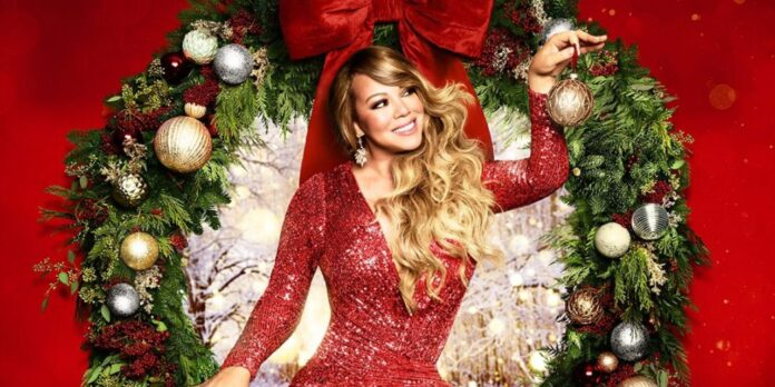 Mariah Carey è su Apple TV+ con uno speciale natalizio