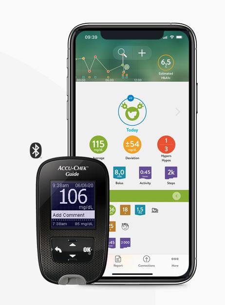 Covid, una soluzione di salute digitale in aiuto alle persone con diabete
