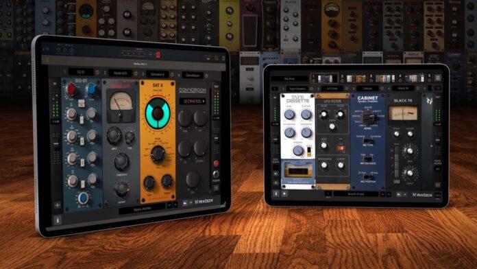 Con MixBox CS per iPad avete 70 processori in un'unica applicazione