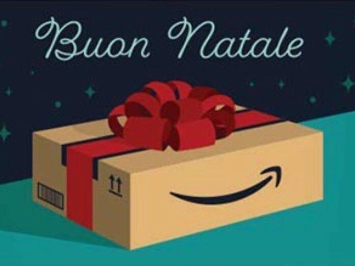 Per spedire in tempo i regali di Natale con Amazon, oggi è l'ultimo giorno utile