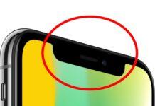 Gli iPhone 13 forse avranno un notch più piccolo