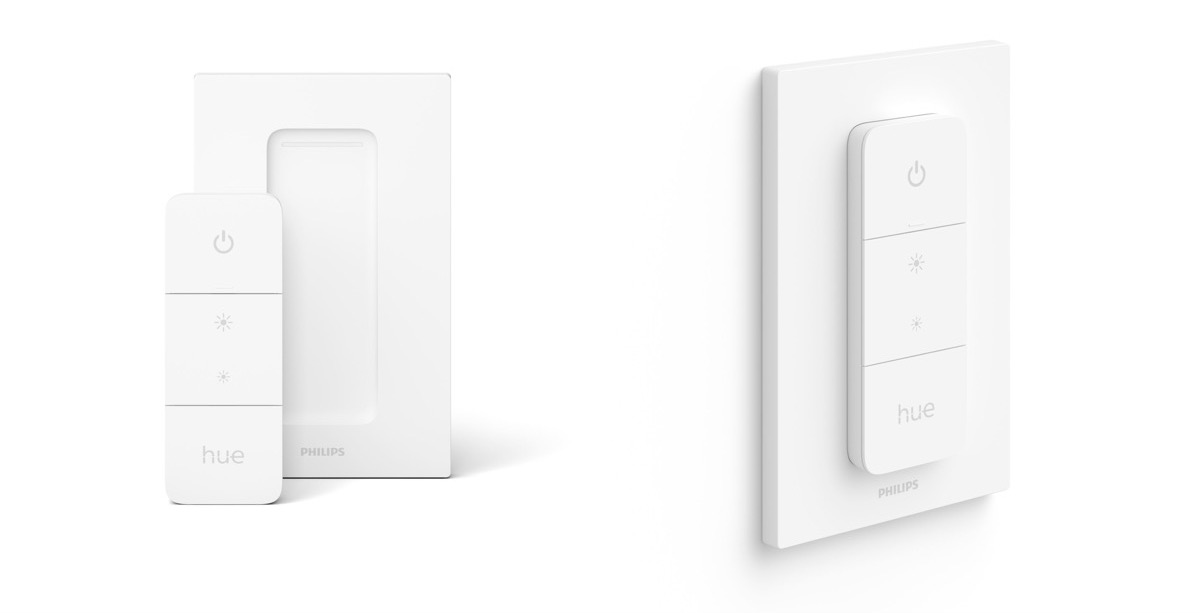 Da Philips Hue: nuovo Smart Dimmer riprogettato e una nuova luce per esterni nel 2021