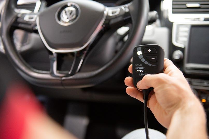 Rapid FR è un dispositivo per l'ottimizzazione dello stile di guida anche con le vetture elettrificate