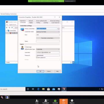 Parallels RAS offre accesso sicuro ad applicazioni e desktop virtuali