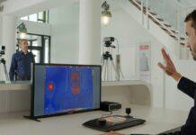 Bosch Human Skin Temperature Detection: nuova soluzione per il rilevamento della temperatura cutanea