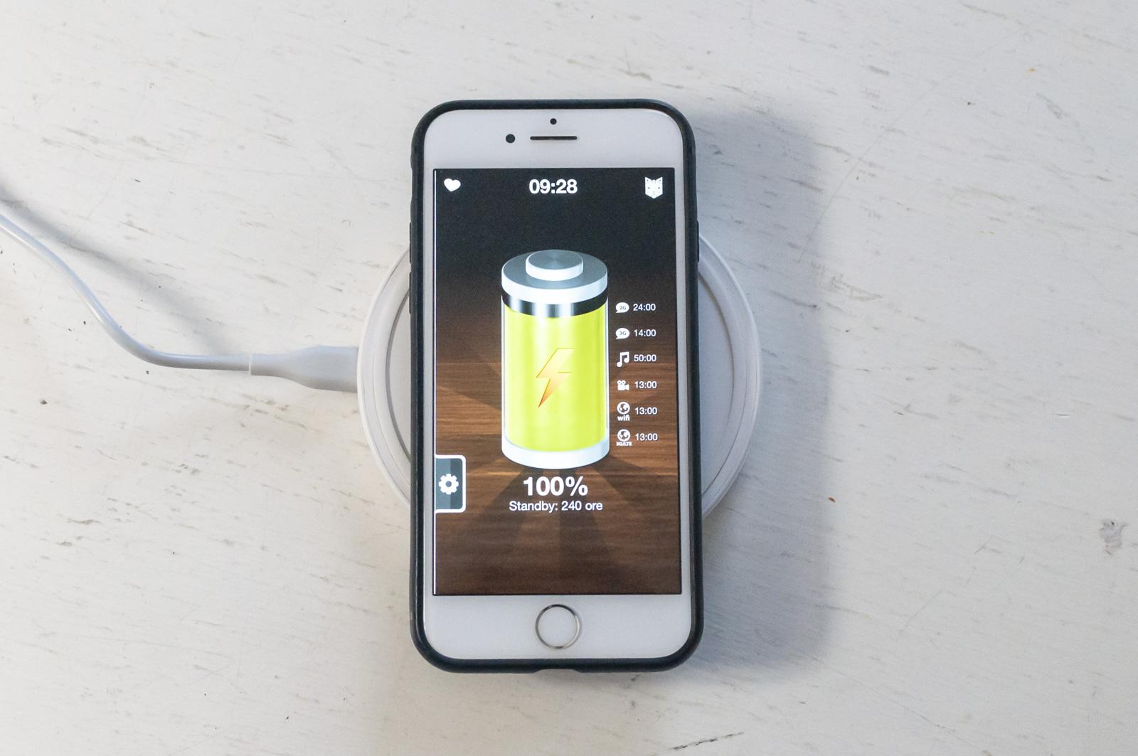 SanDisk Ixpand Wireless Charger 15W, carica veloce con eleganza per iPhone e Android