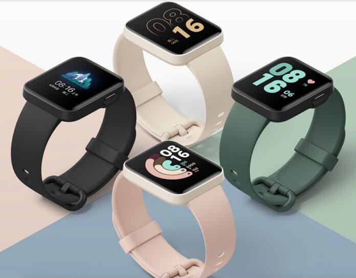 Xiaomi Redmi Smart Watch, il più economico dei rivali Apple Watch