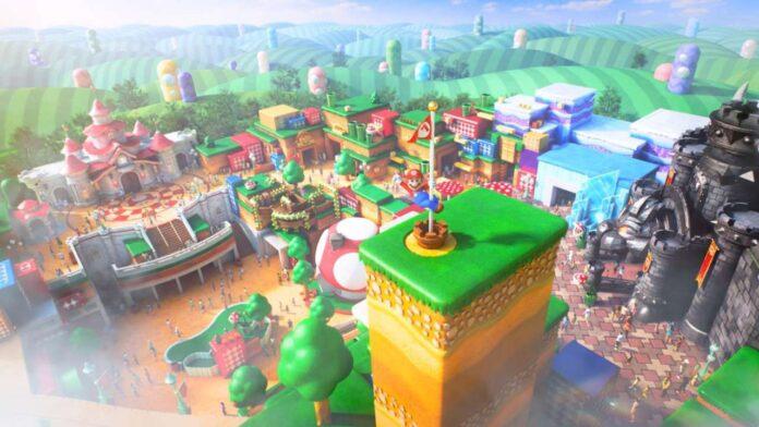 Shigeru Miyamoto presenta in video il parco a tema Super Nintendo World