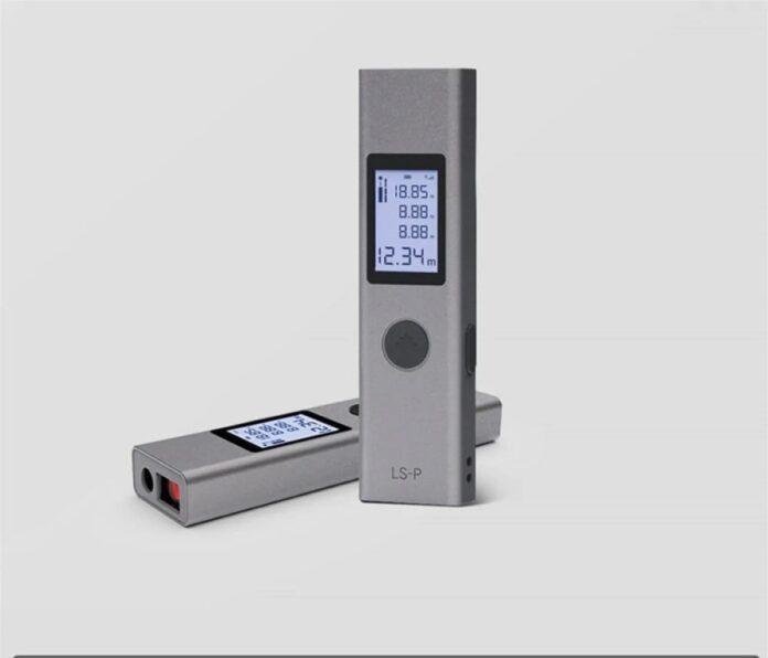 Solo 19 € il telemetro distanziometro digitale tascabile tuttofare Xiaomi Duka
