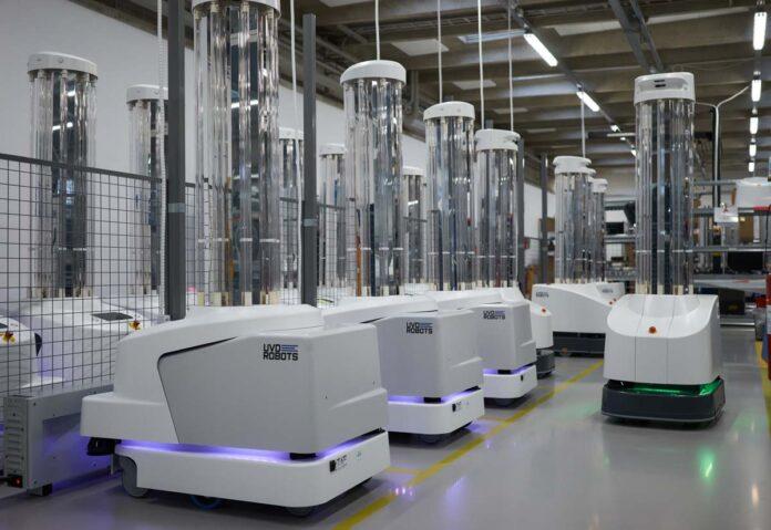 UVD Robots si aggiudica un contratto dell'EU per 200 robot negli ospedali di tutta Europa