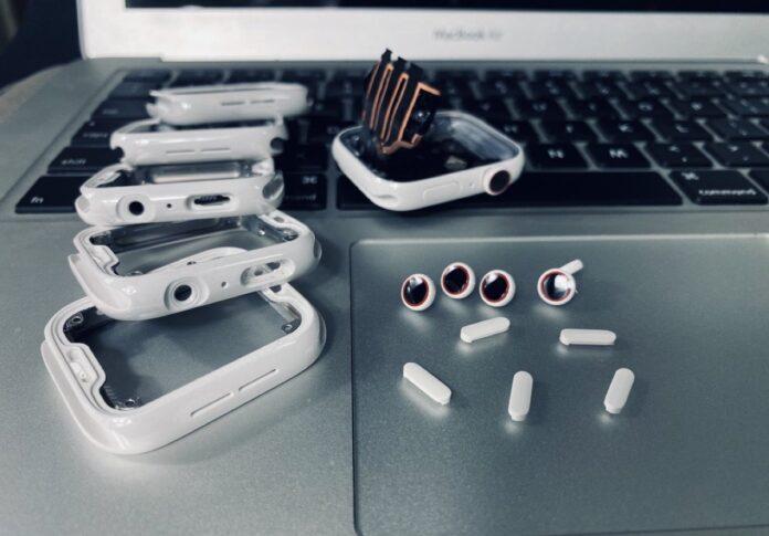 Apple Watch Serie 6 in ceramica, le componenti svelate in rete