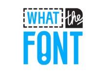 Con l'app di WhatTheFont è facile identificare un font da una foto