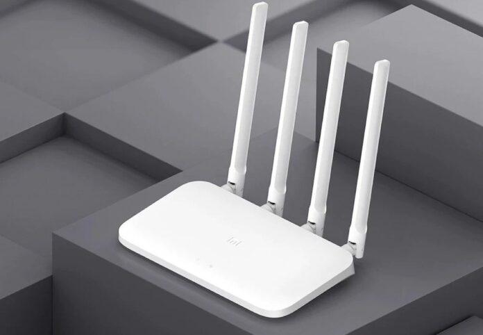 Solo 29 € per Xiaomi Mi 4A, il moderno ed elegante router dual band wi-fi
