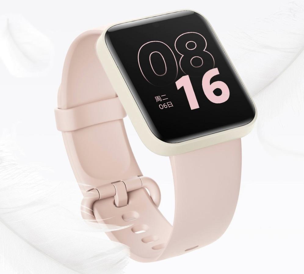 Solo 50 € Xiaomi Redmi Smart Watch, l'economico rivale Apple Watch ora con NFC