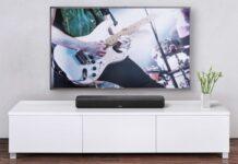 Denon lancia la soundbar 550con supporto Dolby Atmos, DTS:X e controllo compatibilità con Alexa