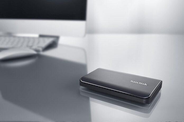 Sconto a 126 € per Hard Disk esterno SanDisk ultra veloce: 850 MB/s