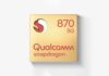 "Qualcomm Snapdragon 870 5G promette streaming ""di qualità desktop"" e gaming senza problemi"