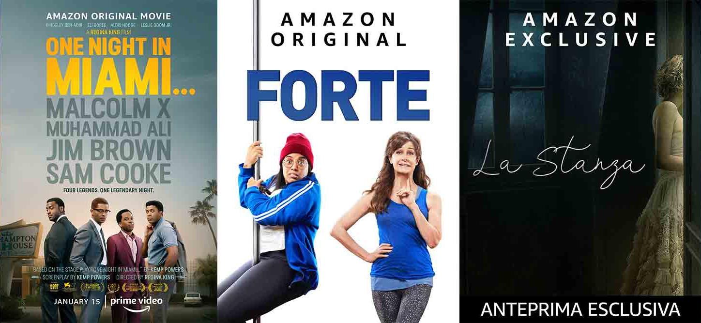 Film e serie tv su Amazon Prime Video, tutte le novità di gennaio