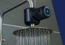 ampere shower power ces 2021