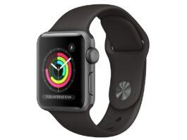 Apple Watch 3 al prezzo più basso della storia: 199 euro