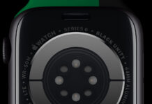 Apple annuncia Watch Serie 6 edizione limitata Black Unity