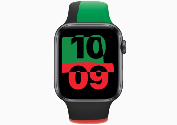 Apple annuncia Watch Serie 6 edizione limitata Black Unity