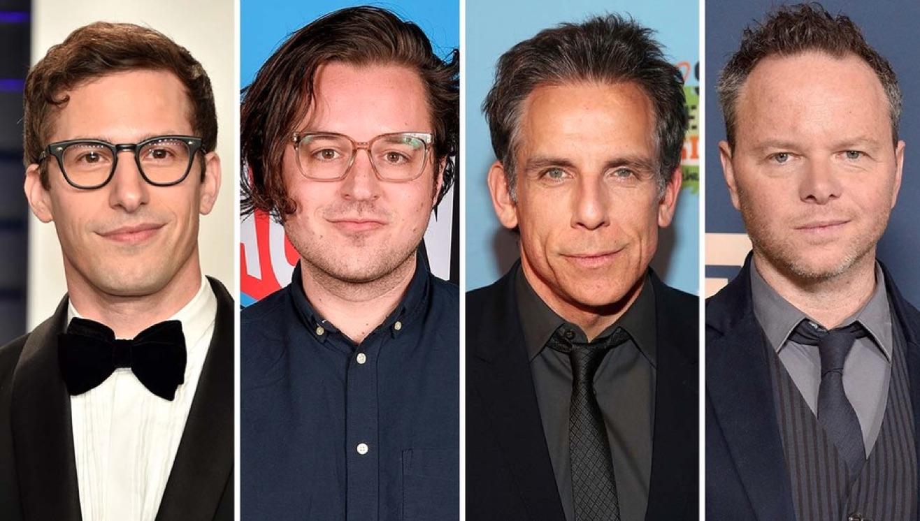 Ci sono la fantascienza, Andy Samberg, Ben Stiller, e Andy Siara nei piani di Apple TV+