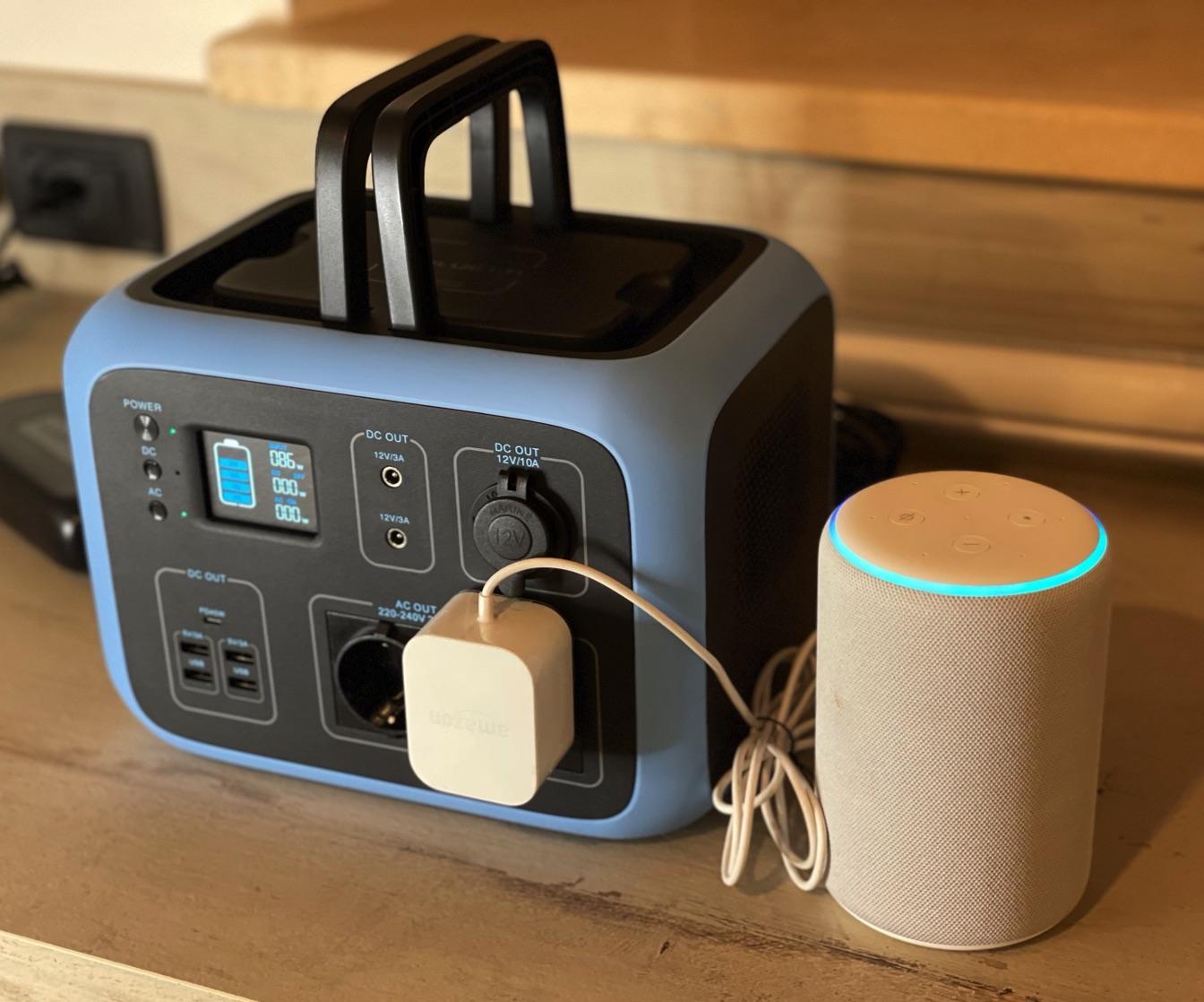 Recensione Bluetti AC50S Portable Power  …